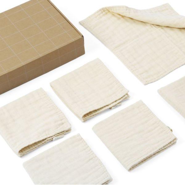 六重織紗布巾禮盒_front